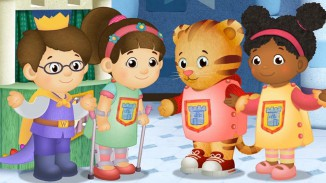 Daniel Tiger's Neighborhood New Friend